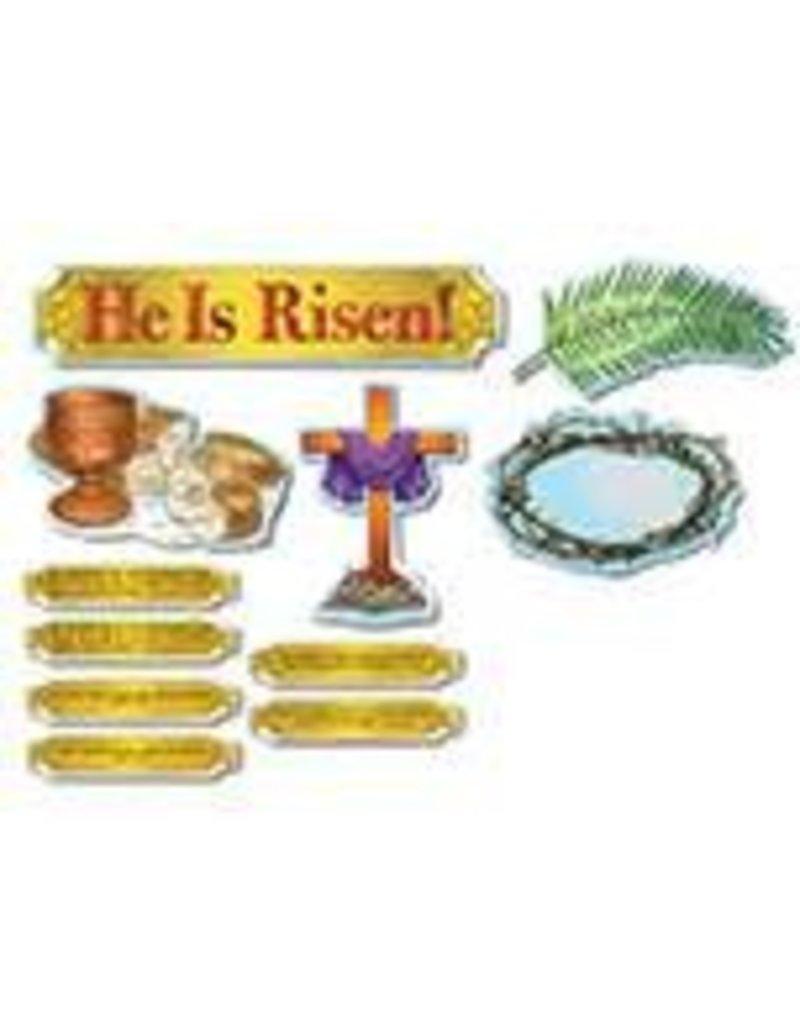 He Is Risen! Bulletin Board Set
