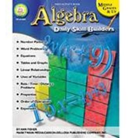 Algebra Daily Skill Builders Middle Grades & Up