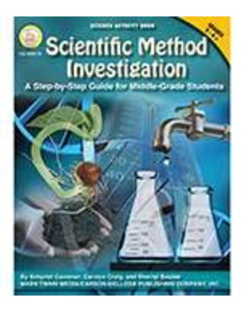 Scientific Method Investigation Grade 5–8+