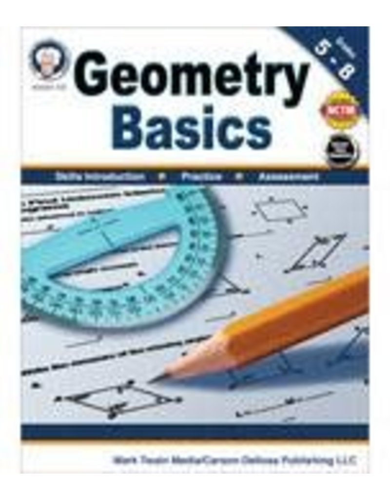 Mark Twain Geometry Basics  Grade 5-8