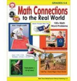 Mark Twain Math Connections to the Real World (58) Book
