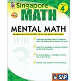 Singapore Math Mental Math (Grade 4)