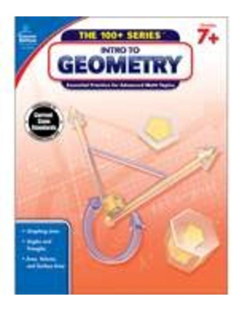 The 100+ Series™: Intro to Geometry Grade 7+