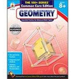 The 100+ Series™: Geometry (8+) Book