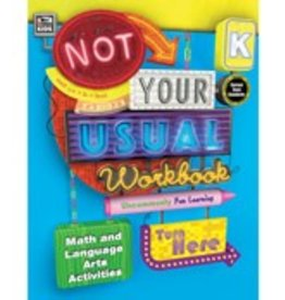 *Not Your Usual Workbook, Grade K