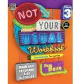 *Not Your Usual Workbook Grade 3