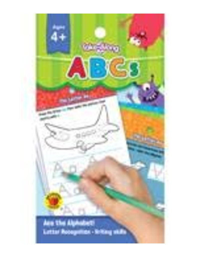 ABCs My Take-Along Tablet