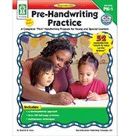 PreHandwriting Practice Book