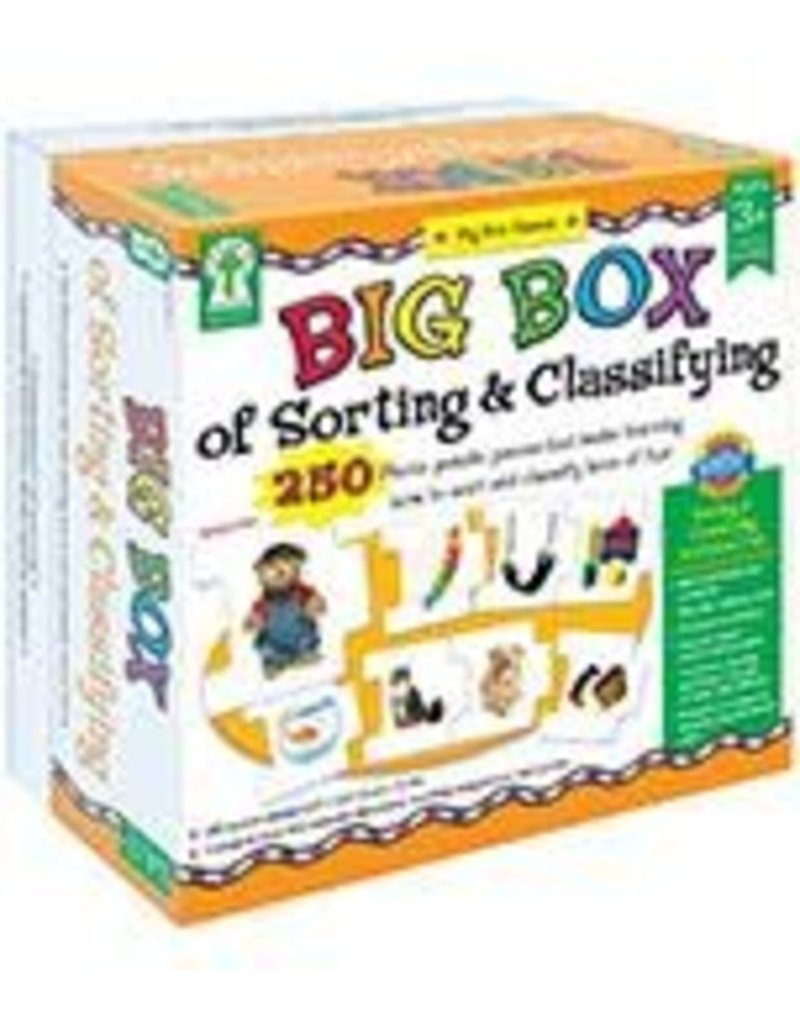 Big Box of Sorting & Classifying Game