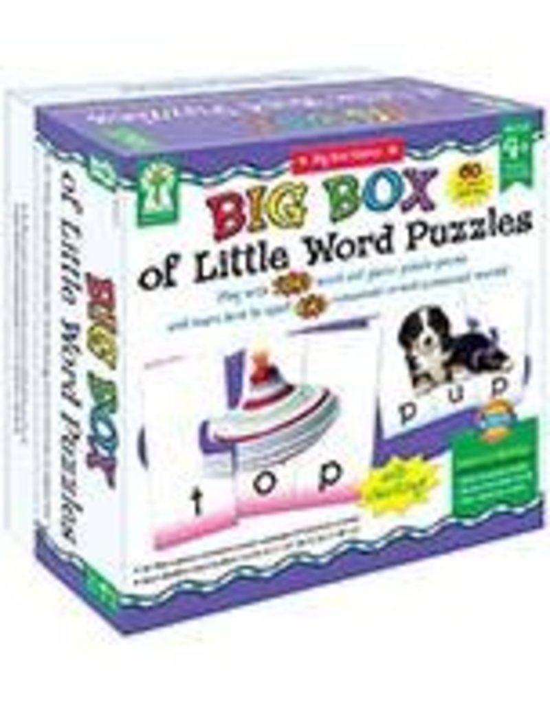 Big Box of Little Word Puzzles Game