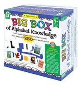 Big Box of Alphabet Knowledge Game