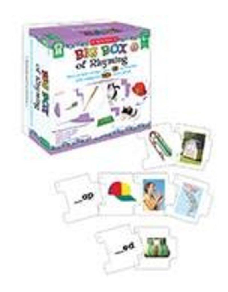 Big Box of Rhyming Game