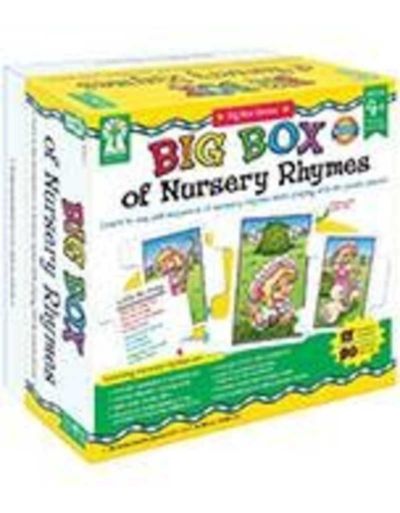 Big Box of Nursery Rhymes Game