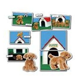 Positional/Directional Concepts: Where is Puppy? Learning Cards