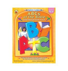 ABCs of the Bible (PK–K) Book