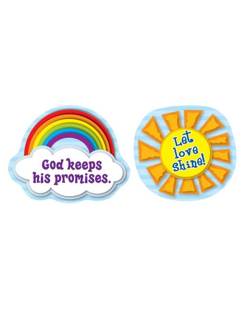 Let Love Shine! Shape Stickers