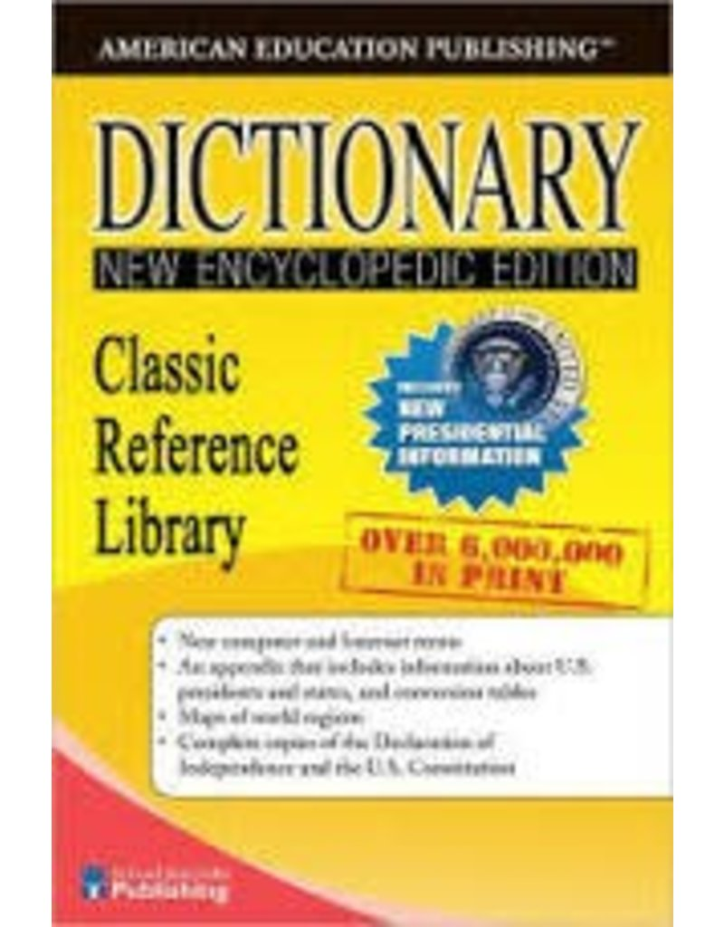 AEP Dictionary: New Encyclopedia Edition
