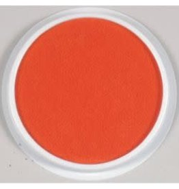 Orange Jumbo Circular Washable Pads