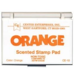Scented Stamp Pad: Orange