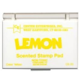 Scented Stamp Pad: Yellow/Lemon