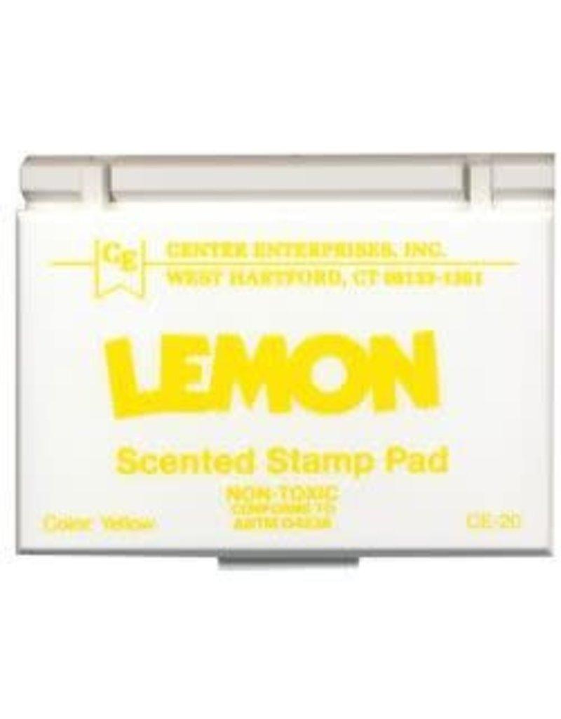 Scented Stamp Pad: Yellow/Lemon