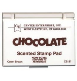 Scented Stamp Pad: Brown/Chocolate