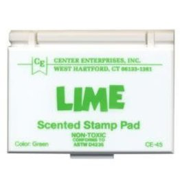 Scented Stamp Pad: Green/Lime