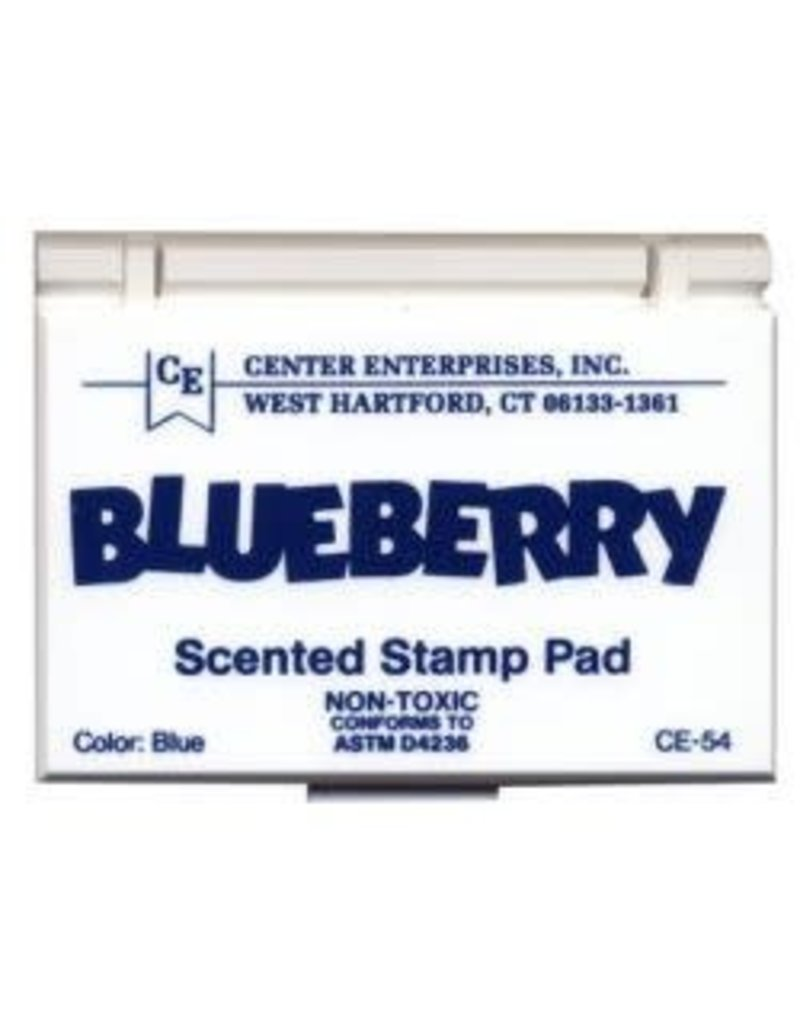 Scented Stamp Pad: Blue/Blueberry