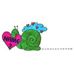 *Name? Stamp