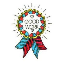 *Good Work Stamp