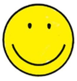 Smile Face Stamp