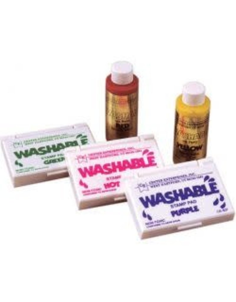 Washable Stamp Pad: Green