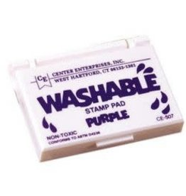 Washable Stamp Pad: Purple