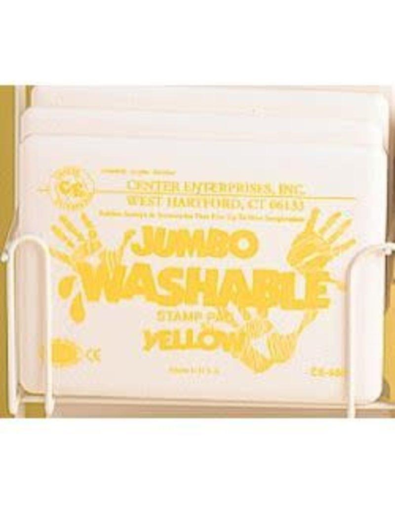 Jumbo Washable Pad: Yellow