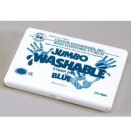Jumbo Washable Pad: Blue