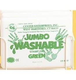 Jumbo Washable Pad: Green