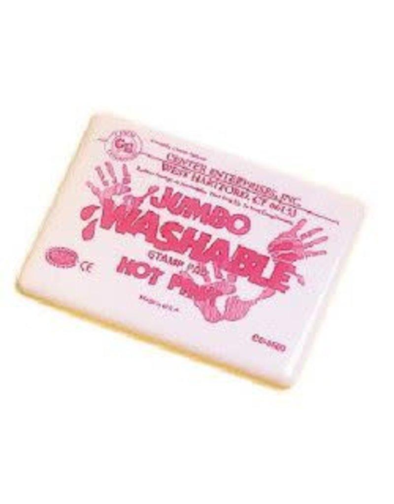 Jumbo Washable Pad: Pink