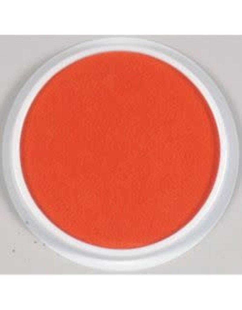 Orange Jumbo Circular Washable Pads
