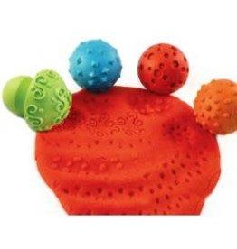 Paint & Clay Mushroom Stampers (Set of 4)