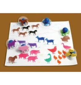 Farm Animal Stamps