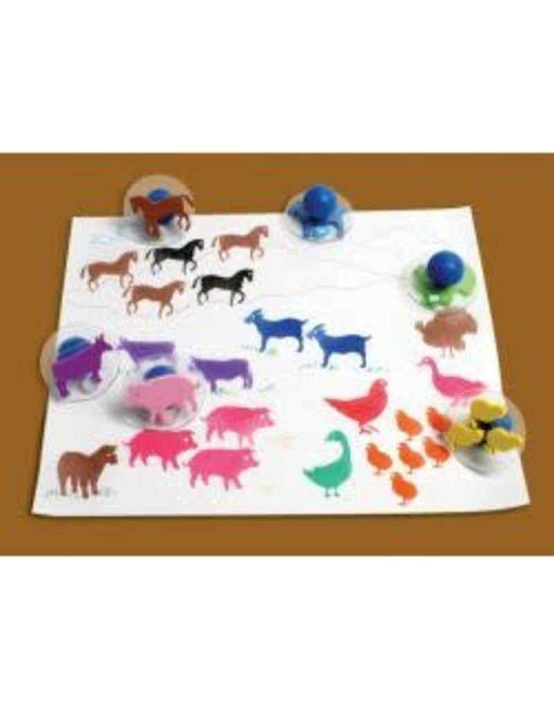 Farm Animal Stamps