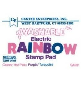 Washable Rainbow Pad: Electric