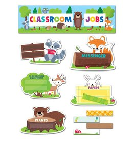 Woodland Friends Classroom Jobs