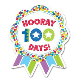 Hooray 100 Days! Ribbon Rewards