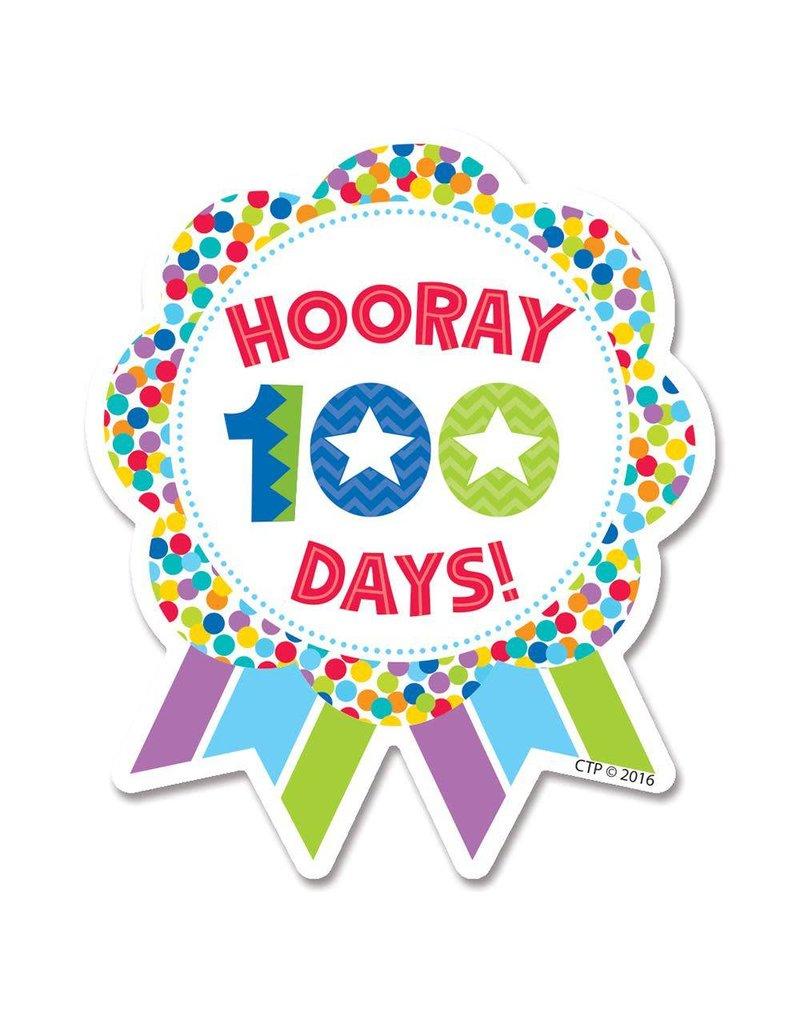Hooray 100 Days! Ribbon Rewards