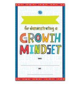 Growth Mindset Recoginition Award