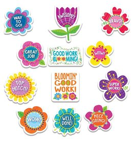 Springtime Blooms Rewards Stickers