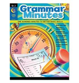 Grammar Minutes, Gr. 2