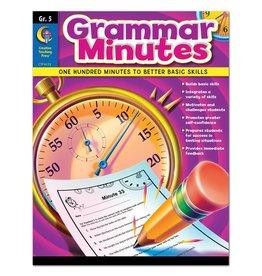 Grammar Minutes, Gr. 5
