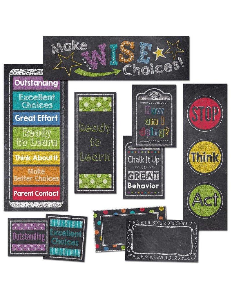Behavior Clip Chart Mini Bulletin Board